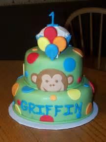 1st birthday cake beth s