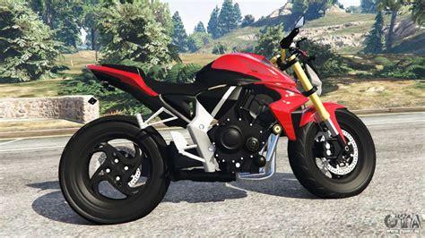 Gta 5 Motorräder Marken by Honda Cb1000r F 252 R Gta 5