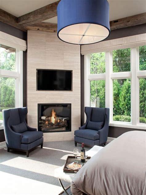 houzz tv show 34 018 corner fireplace with tv above home design design