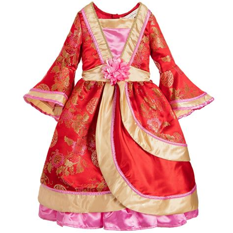 design dress up dress up by design red quot oriental princess quot dress up