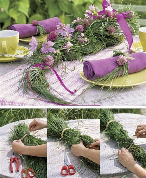 tischplatte blumenarrangements diy decoraci 243 n de mesa diy table decorations tischdeko