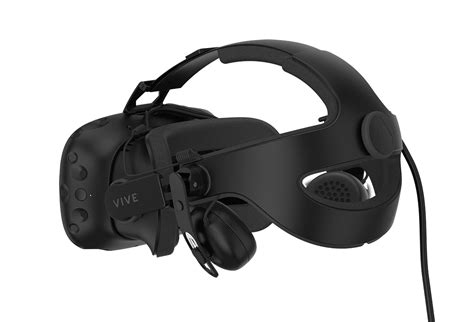 how to make a headset more comfortable htc s vive deluxe audio strap makes its vr headset more