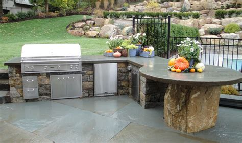 outdoor kitchen ideas diy sensational outdoor barbecue kitchen designs with diy