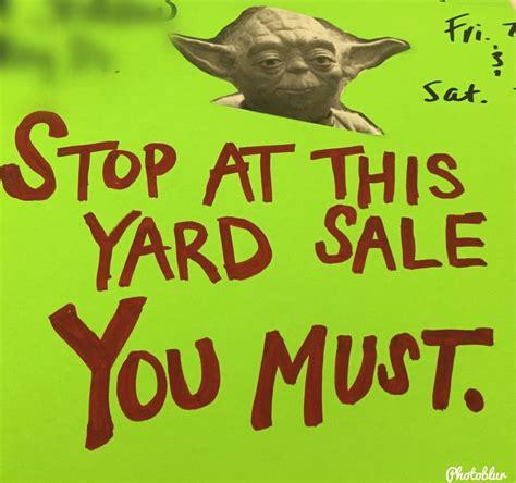 25 best ideas about garage sale signs on yard