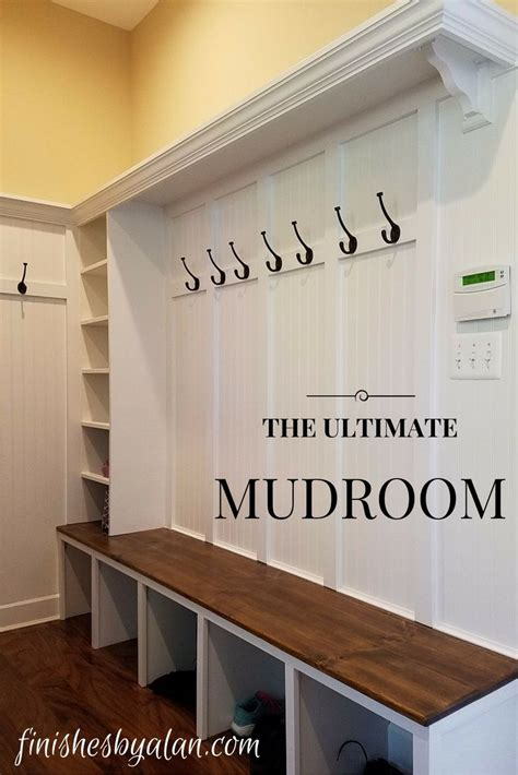 room and board bench 462 best mudrooms and backpack storage images on pinterest