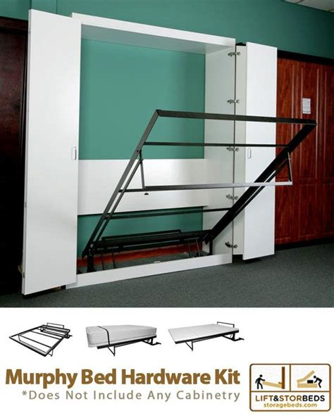 Murphy Bed Queen Hardware Best 25 Murphy Bed Plans Ideas On Pinterest Murphy Bed