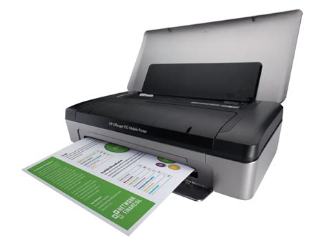 Mobile Printer Bluetooth Hp M200 hp officejet 100 mobile printer cn551a hp 174 caribbean