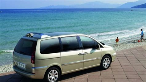 new peugeot 807 minivan 2016 prices and equipment