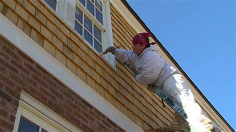 ideal temperatures for painting a house todays homeowner