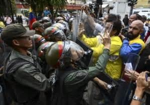 Imagenes Situacion De Venezuela   presidenta de chile considera muy preocupante la