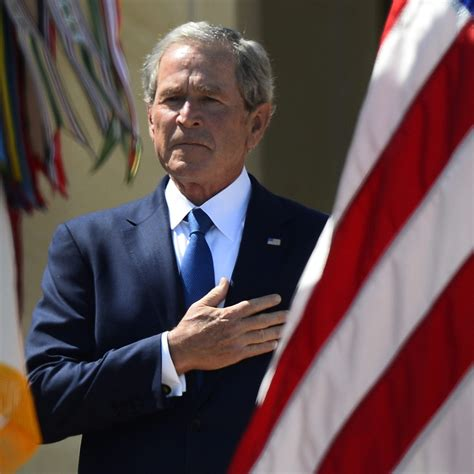george w bush the george w bush presidential library and museum george w bush has heart procedure stent inserted ncpr news