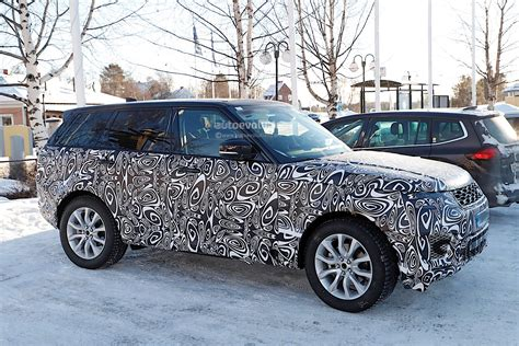 gold range gold range rover with hamann mystere kit spotted