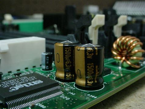 what causes bulging capacitors capacitors motherboard troubleshooting server reboot eventsentry