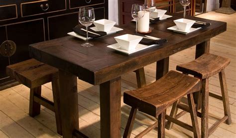 breakfast tables for small spaces
