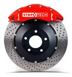 Brake System Rotors Stoptech High Performance Brake Systems Stoptech Big
