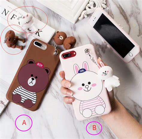 iphone   cartoon bear cases  cartoon rabbit phone cases  iphone    iphone