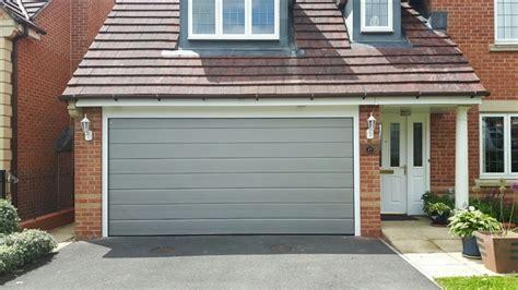 Gerards Garage by Carteck Sectional Door Fitted In Gerard S Cross