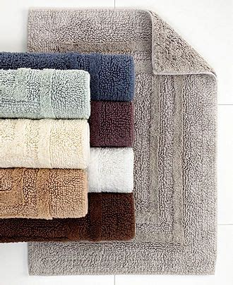 Hotel Collection Bath Rugs Cotton Reversible Rugs Bath Macys Bathroom Rugs