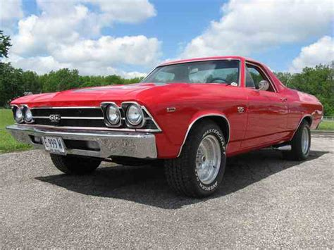 chevrolet el camino for sale 1969 chevrolet el camino for sale on classiccars