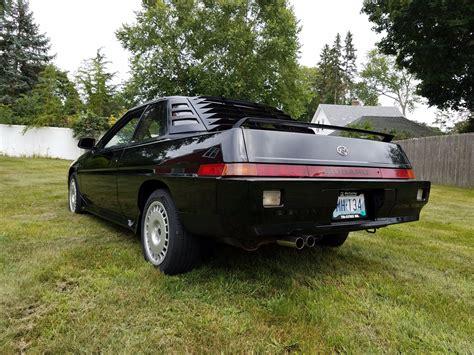 1988 subaru xt6 1988 subaru xt6 5 speed bring a trailer