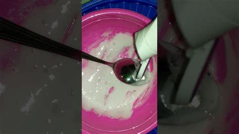 bagaimana cara membuat foam slime cara membuat bebblegum slime tanpa foam dan lem fox youtube
