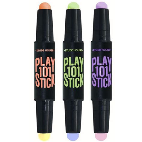 Play Stick Contour Duo by Etude House Play 101 Stick Color Contour Duo Etude House