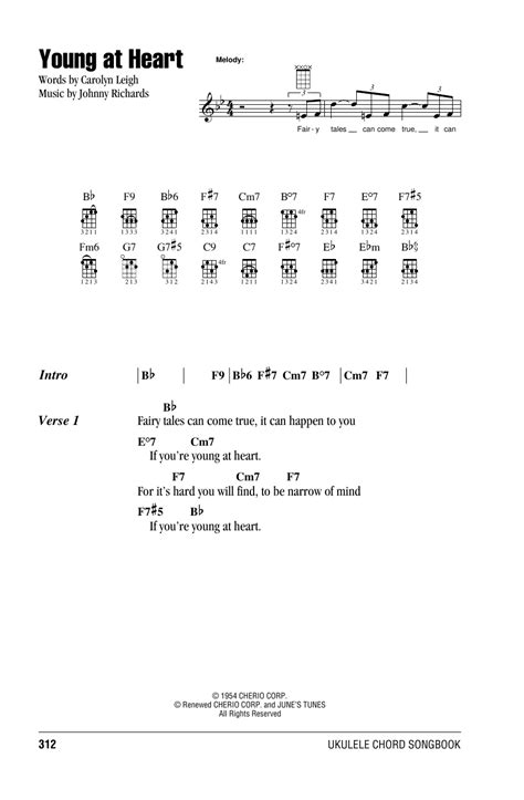 strumming pattern young volcanoes tablature guitare young at heart de frank sinatra