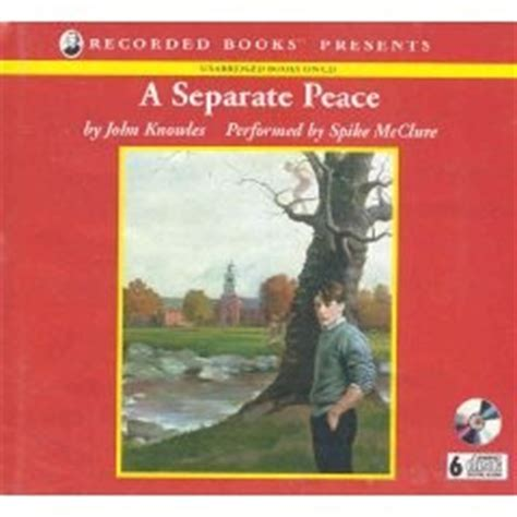 theme quotes in a separate peace a separate peace quotes explained quotesgram
