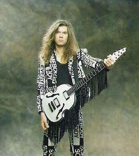 Baju Gitaris Paul Gilbert Mr Big gitaris dunia saat ini