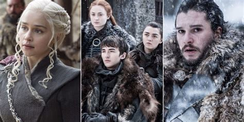 when of thrones 8 got season 8 spoilers 7 new characters to make an