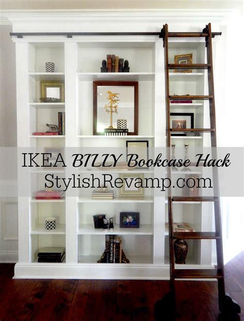 ikea furniture hacks 25 best ideas about ikea bookshelf hack on pinterest ikea billy bookcase billy bookcase hack
