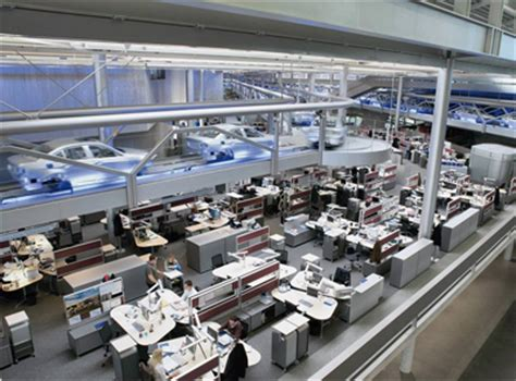 bmw factory robots luxury daily