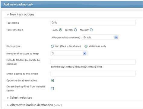 dropbox ftp how to backup your wordpress website