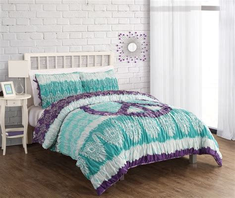 purple teal bedroom purple and teal bedding car interior design