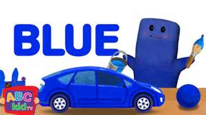 blue color song color song blue abckidtv