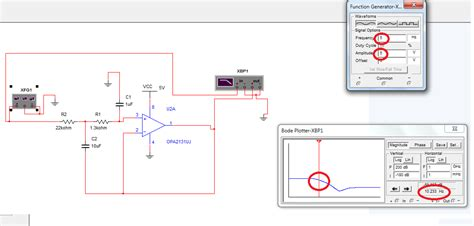 high pass filter using multisim band p filter circuit band free engine image for user manual