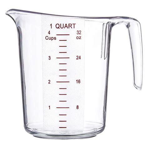 how many cups in a quart of liquid k k club 2017