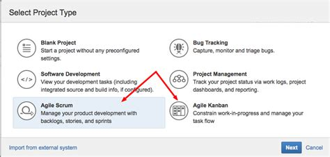 Exception Is Thrown When Creating Projects Based On Jira Agile Templates Atlassian Documentation Jira Project Templates