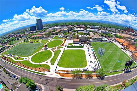 infinity park infinity park at glendale sports and entertainment complex