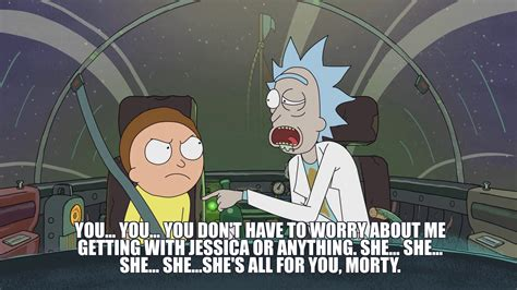 Rick And Morty Meme - master of all science is the rick and morty meme