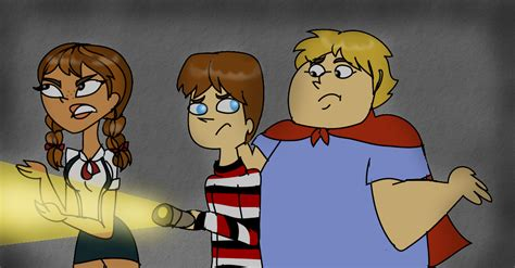 monster house chowder commission total drama monster house spoof by purfectprincessgirl on deviantart