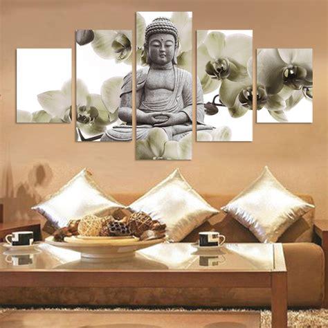 buddhist decor online get cheap modern buddha painting aliexpress com