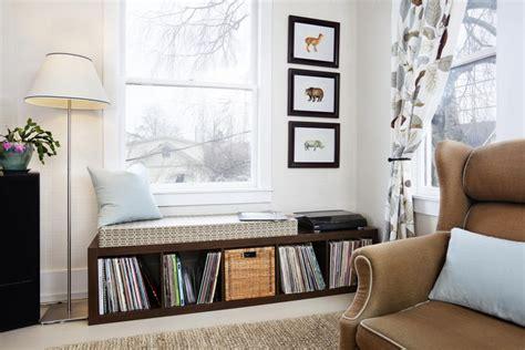 window reading bench rangement vinyle en 20 id 233 es d 233 co qui fredonnent une