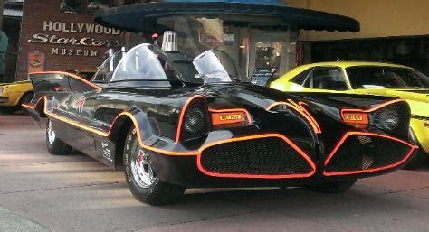 Hotwheels Wheels He Retro Batman Retruns Batmobile cars museum