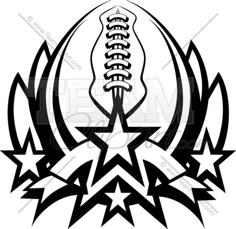 edit football logo football logo clipart image easy to edit vector format