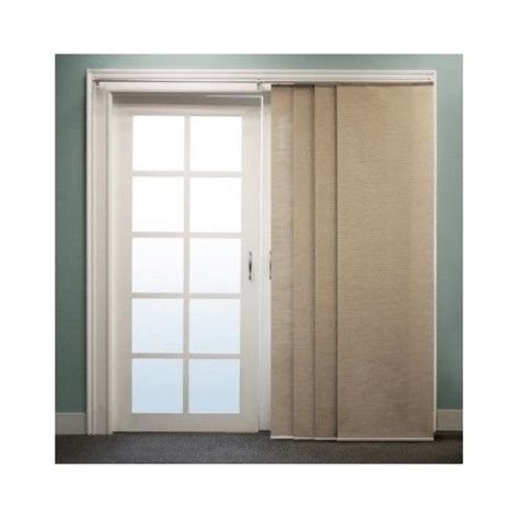 Sliding Glass Door Privacy Sliding Privacy Shade Panel Set Door Window Drape Curtain Blind Patio Divider Cool Furniture