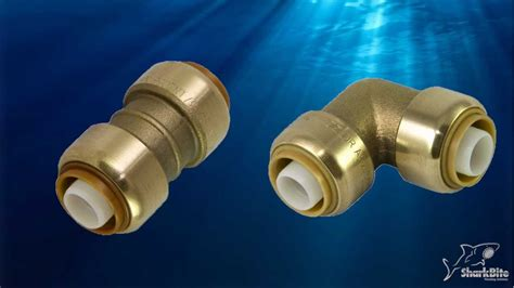 Plumbing Pipe Connections by Sharkbite Fittings How To Use Sharkbite Fittings And