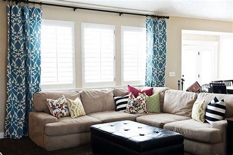 window treatments open   room fabric silhouette