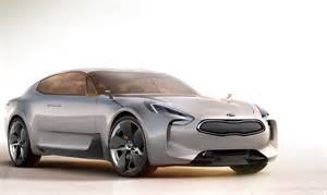 Kia Truck Future Supercar Kia Gt Concept Car All About Gallery Car