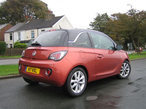 vauxhall adam vauxhall adam jam 1 2i 70ps ecoflex start stop road test